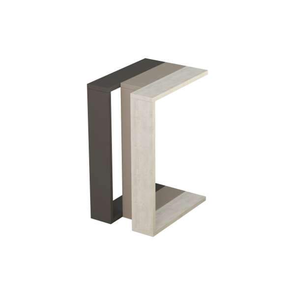 Mino Sofa Table-Grey-Mocha-A.White-Modern Furniture Deals