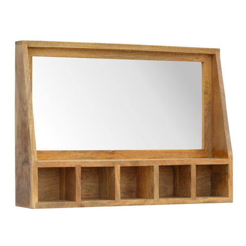 Mirror With Shelves-Modern Furniture Deals