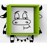 Moo Shelf-Green-Modern Furniture Deals