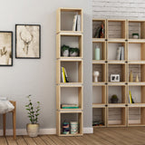 Multy Bookcase-White-Modern Furniture Deals