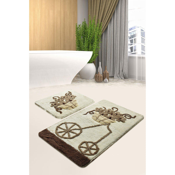 Muru - Brown Bath Mat-Bath Mat-[sale]-[design]-[modern]-Modern Furniture Deals