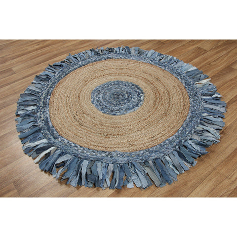 Mx 05 Rug - Denim 100X100-Modern Furniture Deals