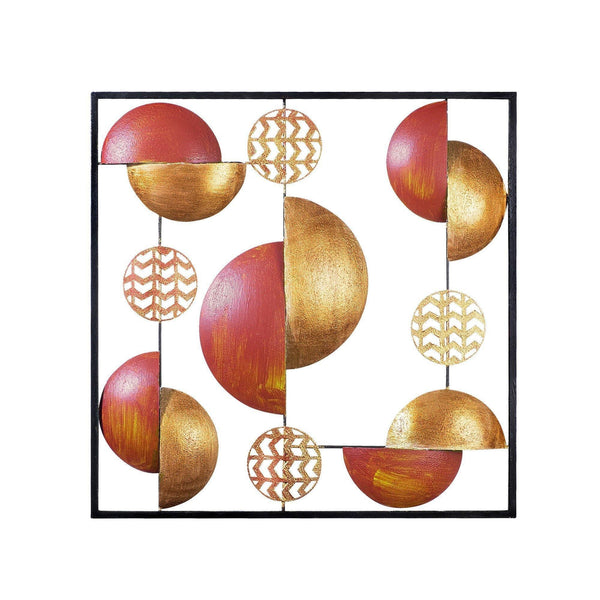 MY WORLD Wall Art-Metal Wall Art-[sale]-[design]-[modern]-Modern Furniture Deals