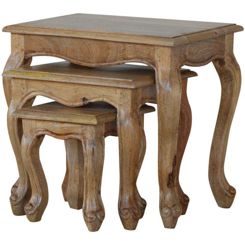 Nesting Tables Set Of 3-Modern Furniture Deals