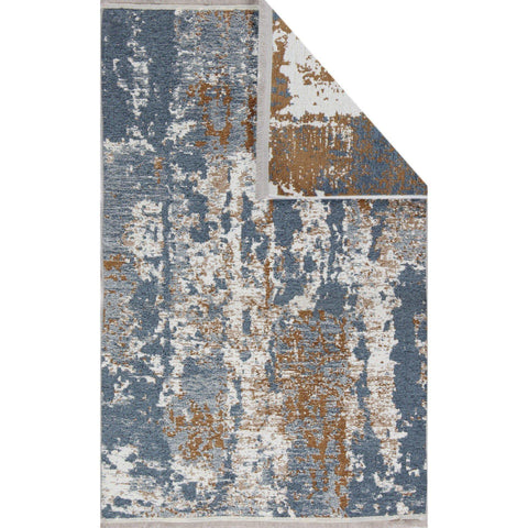 Nk 02 Rug - Beige-Blue 160X230-Modern Furniture Deals
