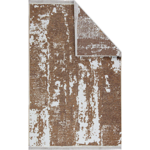 Nk 02 Rug - Beige-Brown 80X150-Modern Furniture Deals