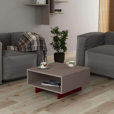 Ola Coffee Table-White-Modern Furniture Deals