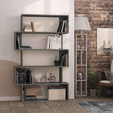 ONIQ Bookcase-Bookcase-[sale]-[design]-[modern]-Modern Furniture Deals