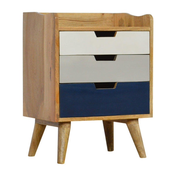 Oslo Bedside Cabinet-Modern Furniture Deals