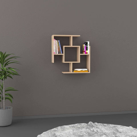 Parex Shelf-Oak-Modern Furniture Deals