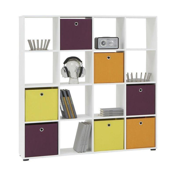 Partiro Room Divider Bookcase-Modern Furniture Deals