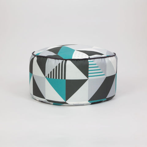 Patch Pouffe-FURNITURE>POUFFES-[sale]-[design]-[modern]-Modern Furniture Deals