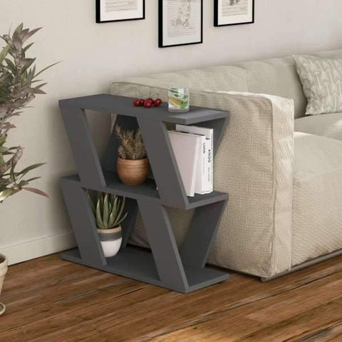 Pera Side Table-White-Modern Furniture Deals