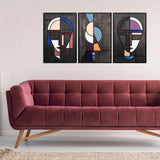 Persona Wall Art-Metal Wall Art-[sale]-[design]-[modern]-Modern Furniture Deals