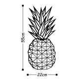 PINEAPPLE Wall Art-Metal Wall Art-[sale]-[design]-[modern]-Modern Furniture Deals