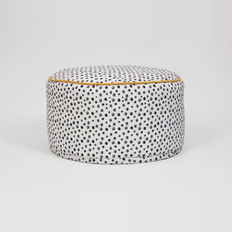 Pointy Pouffe-FURNITURE>POUFFES-[sale]-[design]-[modern]-Modern Furniture Deals