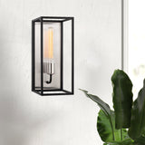 PRONTO V2 Single Wall Light Nickel-Wall Light-[sale]-[design]-[modern]-Modern Furniture Deals