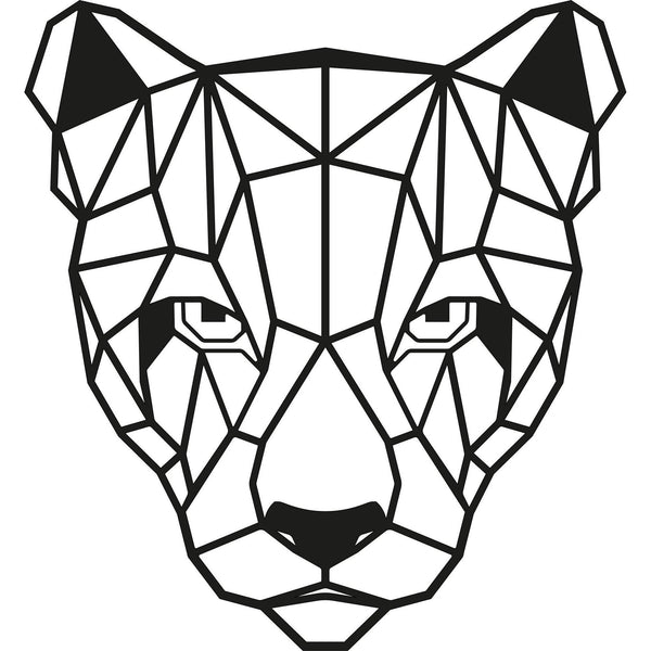 PUMA Wall Art-Metal Wall Art-[sale]-[design]-[modern]-Modern Furniture Deals