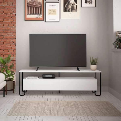Ra Concept Tv Stand-White-Modern Furniture Deals