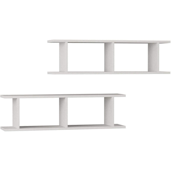 Relay Shelf-White-Modern Furniture Deals
