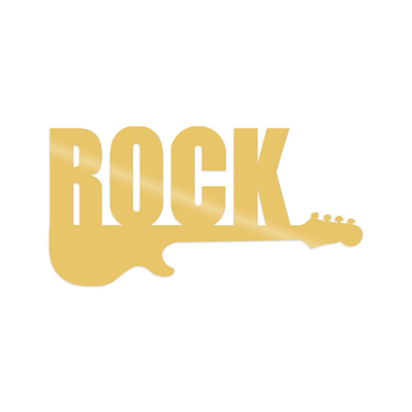ROCK - GOLD Wall Art-Metal Wall Art-[sale]-[design]-[modern]-Modern Furniture Deals