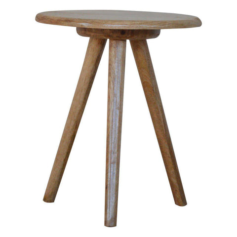 Round Tripod Stool-Modern Furniture Deals
