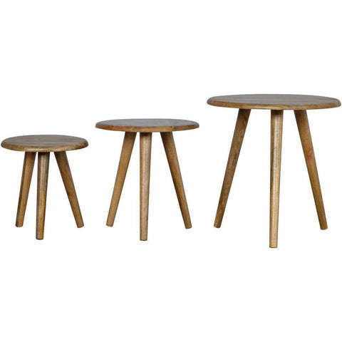 Scandinavian Nesting Tables-Modern Furniture Deals