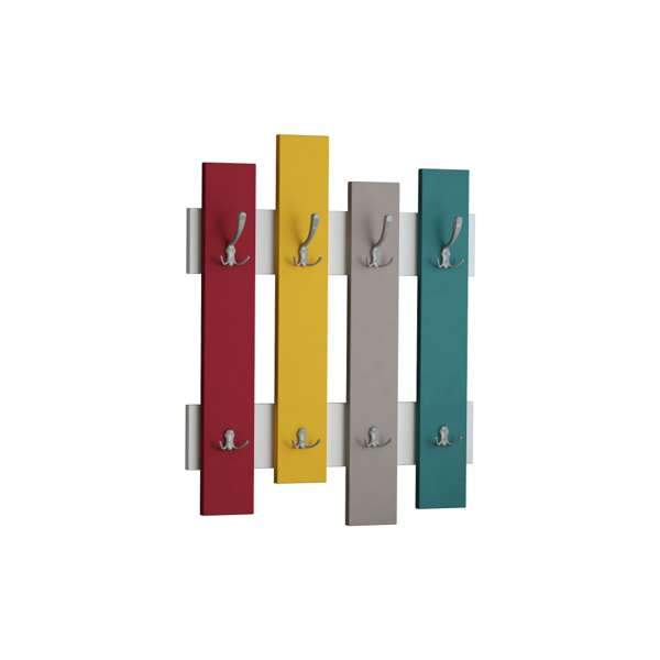 Simply Coat Rack-Multi Colour 1-Modern Furniture Deals