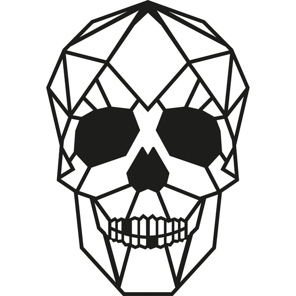 SKULL Wall Art-Metal Wall Art-[sale]-[design]-[modern]-Modern Furniture Deals