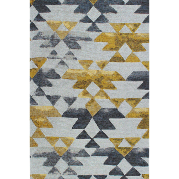 Sm 11 Rug - Grey-Yellow Xw 160X230-Modern Furniture Deals
