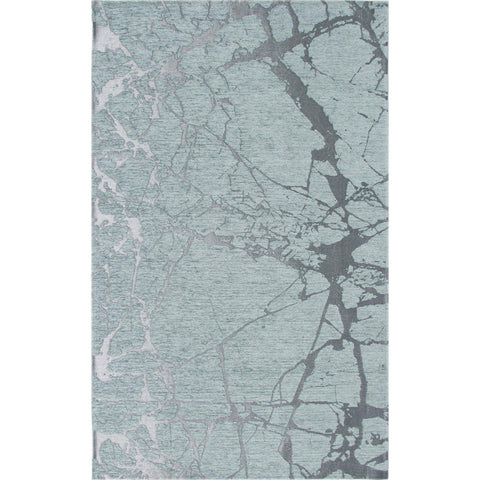 Sm 21 Rug - Aqua 80X300-Modern Furniture Deals