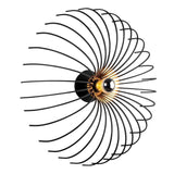 Spider Wall Light Black-Modern Furniture Deals