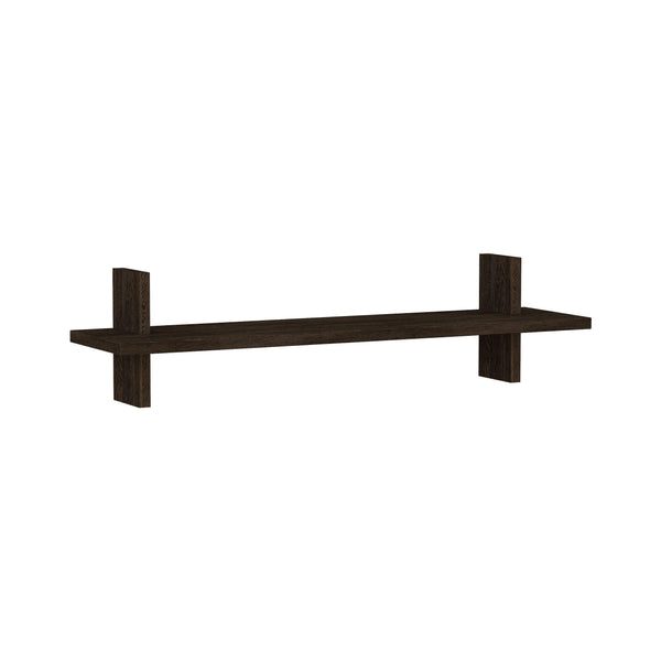 SU Shelf Dark Brown-FURNITURE>WALL SHELVES-[sale]-[design]-[modern]-Modern Furniture Deals