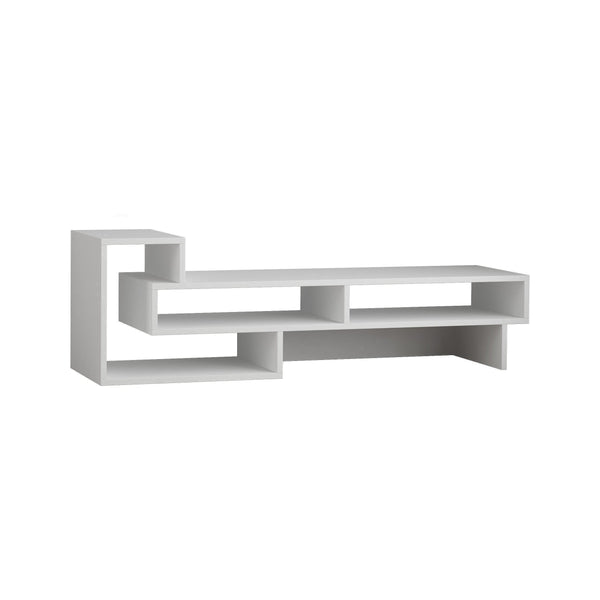 Tetris Tv Stand-White-Modern Furniture Deals