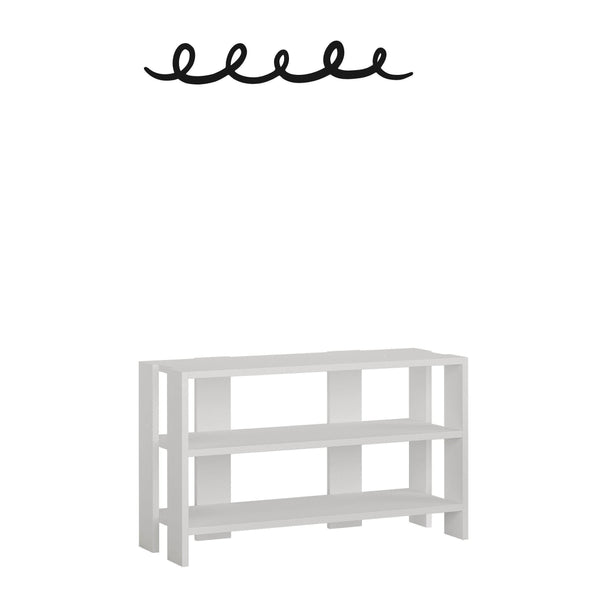 Tone Hallway Set-White-Modern Furniture Deals