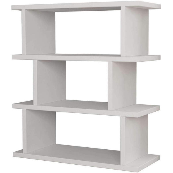 Totty Side Table, Shelving Unit-White-Modern Furniture Deals