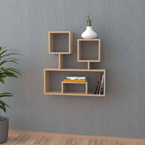 Ufo Shelf-Oak-Modern Furniture Deals