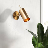 WHISH Antique Gold Wall Light-Wall Light-[sale]-[design]-[modern]-Modern Furniture Deals