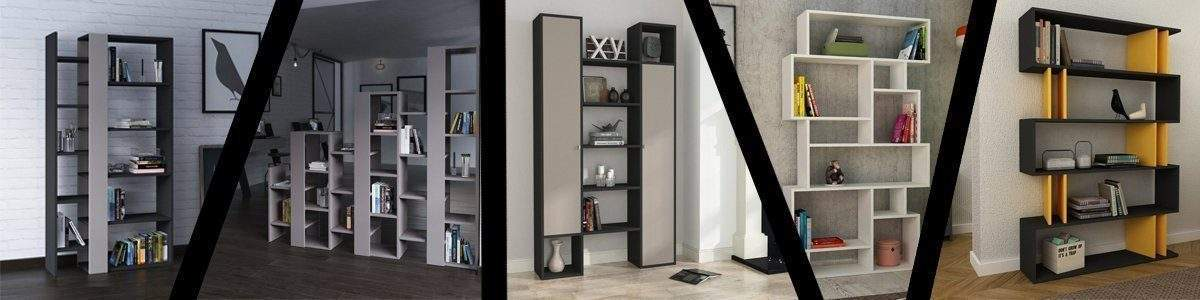 Modern Furniture Deals, Bookcases