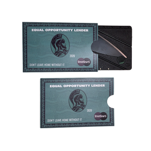 Credit Card Knife (Green Express)
