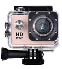 HD 1080P MJPEG 2 inch LCD IP68 30m Waterproof Sports Action Camera DVR