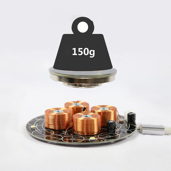 Siosm™ Magnetic Levitation Module DIY - Load-Bearing 150g Model Educational Toy
