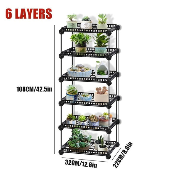 Siosm™ Durable Plant Shelves
