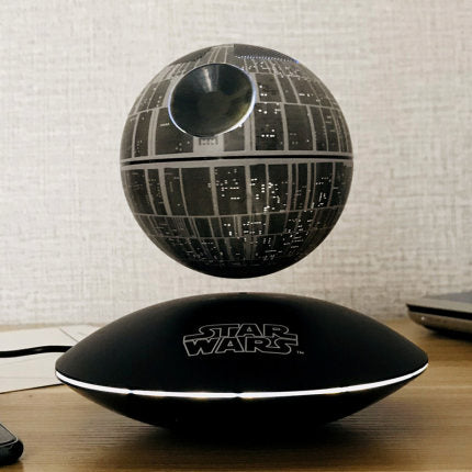 Death Star Magnetic Levitation Bluetooth Wireless Speaker