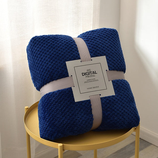 Home Textile Soft Blanket