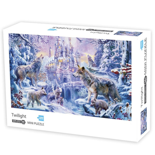 Siosm™ Educational - 1000 PCS Puzzle Sets