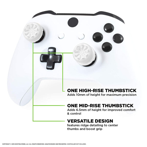Siosm™ Gaming - 2 Pcs Hand Grip Extenders (Xbox 1 Button Extenders)