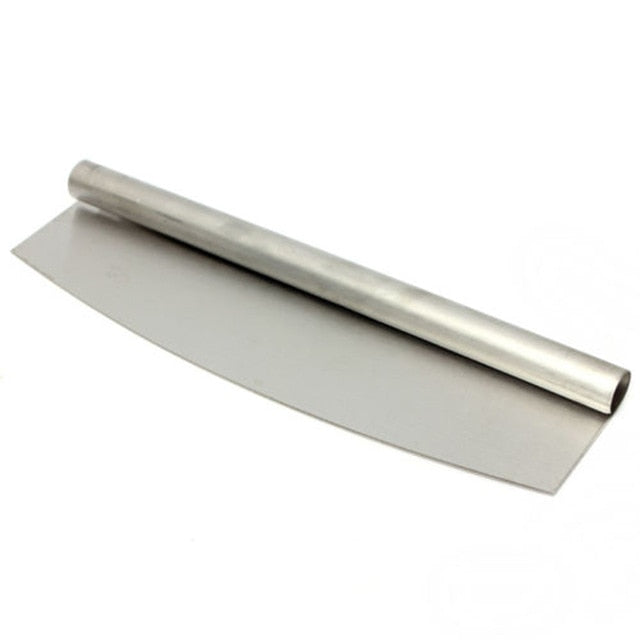 Stainless Steel Pizza Cutter Rocker