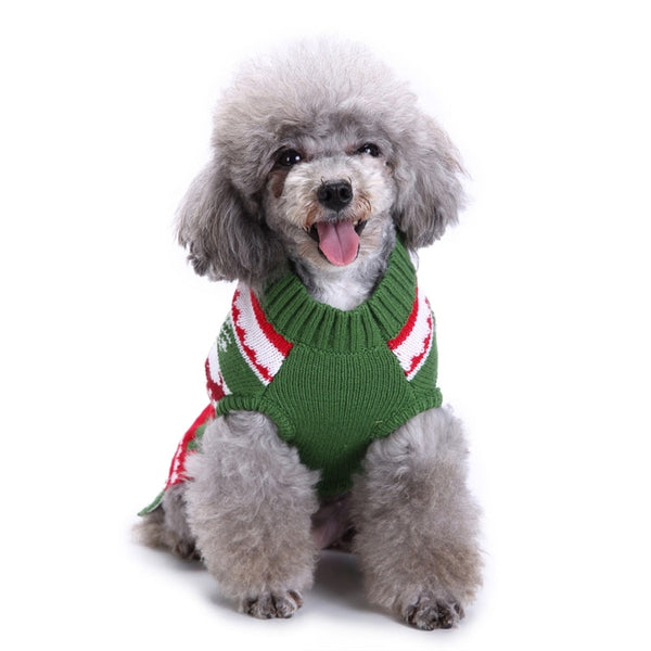Small Dog Ugly Sweaters - Holiday