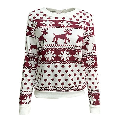 Siosm™ Ugly Christmas Sweater Pullover